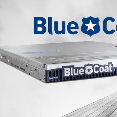 Bluecoat proxy
