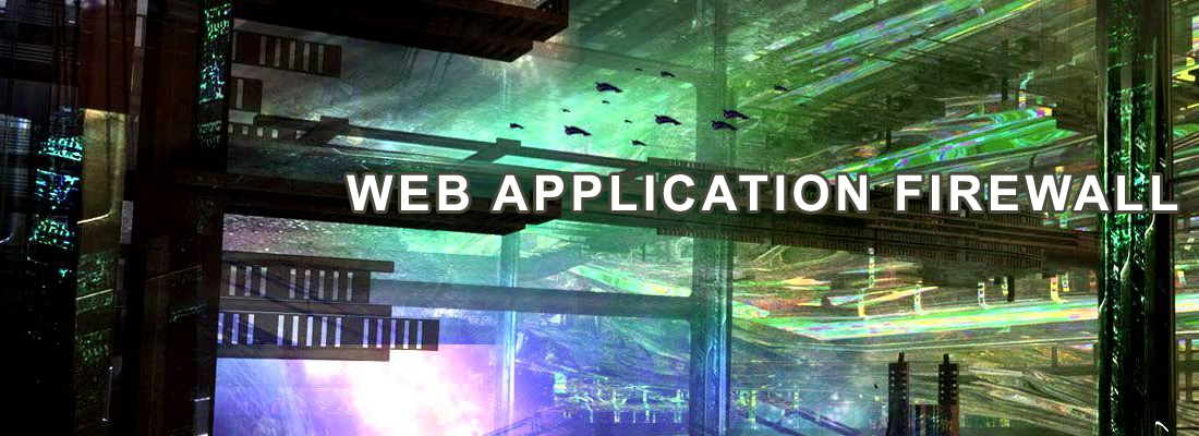 Application security – web application firewall