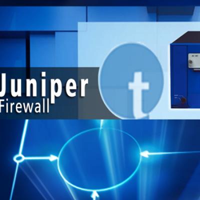 Juniper firewall
